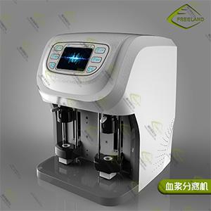 血压检查设备工业设计产品