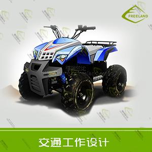 沙滩车工业设计产品