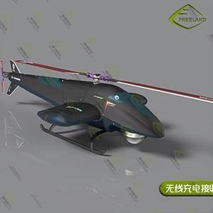 直升机产品外观设计