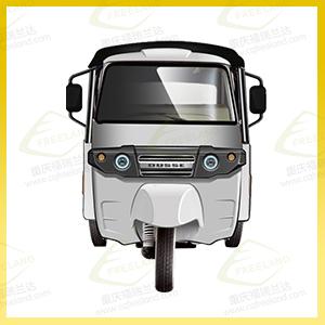 三轮车外观产品设计